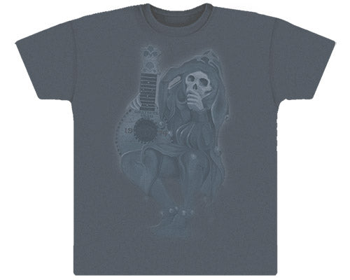 Grateful Dead Jester charcoal ringspun T-shirt