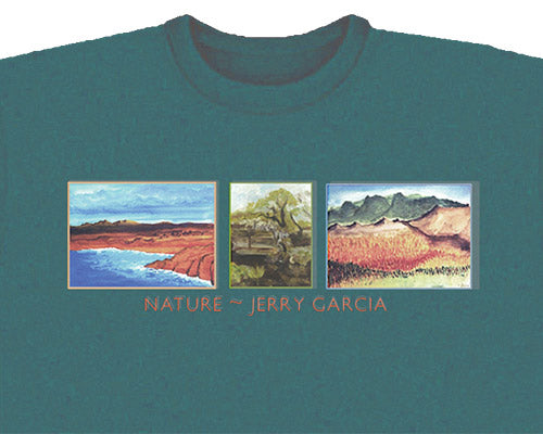 Nature green T-shirt - XXL