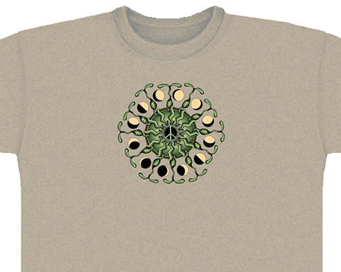 Peace Sprouts natural organic T-shirt