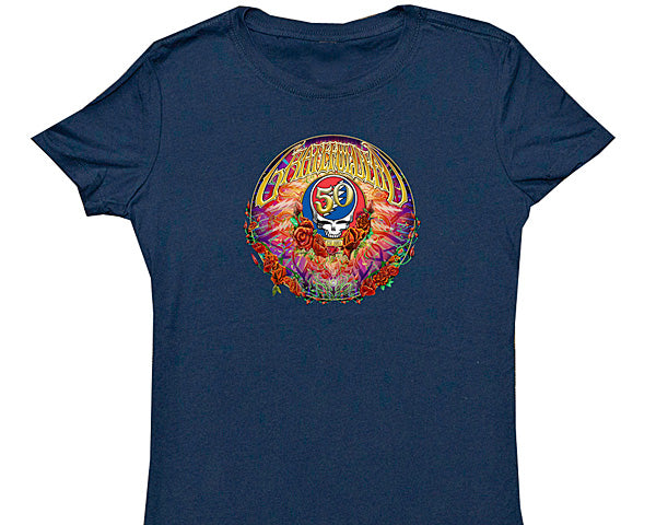 50th Anniversary ladies' cut shirt
