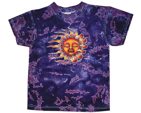 Sleeping Sun youth shirt