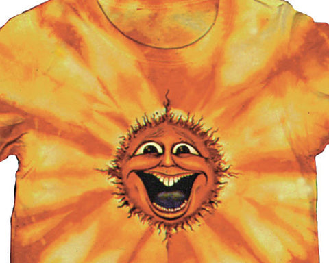 Sunface youth shirt