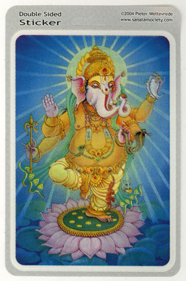 Ganesh decal