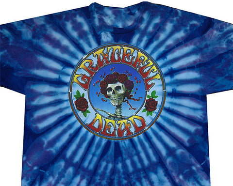GD 70s Retro tie-dye T-shirt