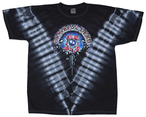 GD Scepter tie-dye T-shirt