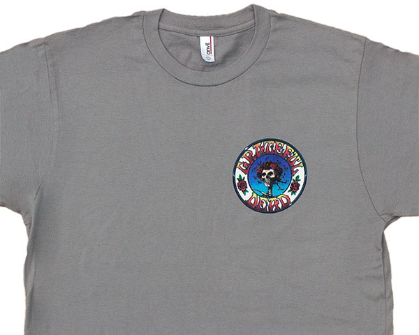GD 70s Retro Badge ringspun T-shirt