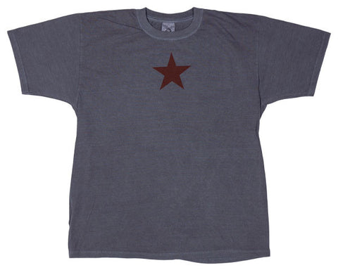 Red Star slate T-shirt