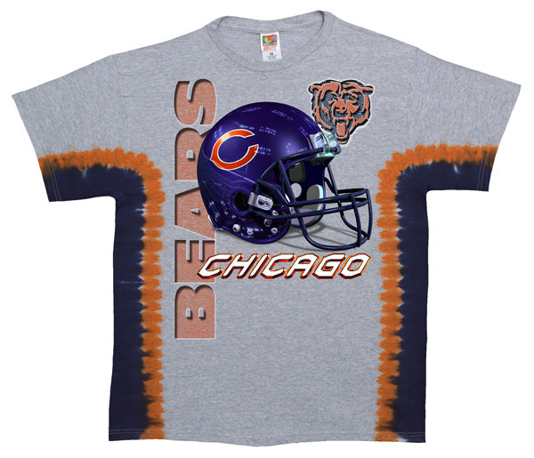 Chicago Bears athletic dye impact - L