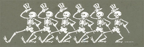 Dancing Skeletons decal