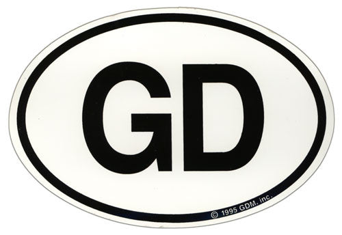 GD sticker
