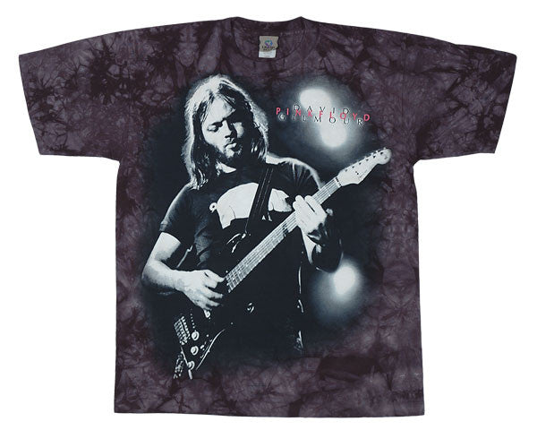 David Gilmour tie-dye T-shirt