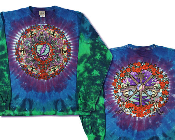 Celtic Mandala long sleeve shirt