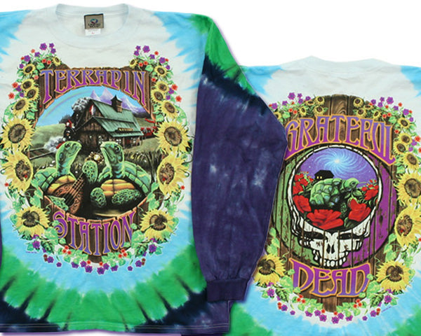 Terrapin Station long sleeve shirt