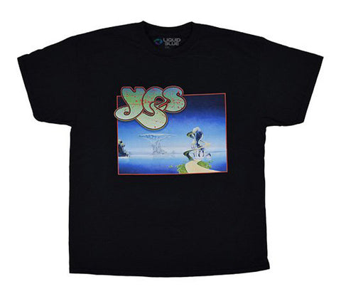 Yessongs black T-shirt