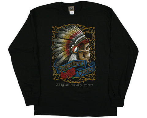 Spring Tour 1990 long sleeve shirt