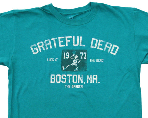 The Garden 1977 green T-shirt