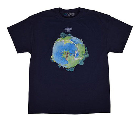 Yes - Fragile navy T-shirt