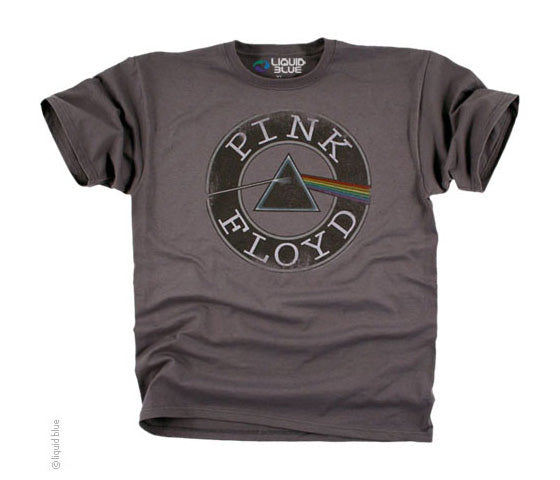 Round And Round charcoal T-shirt - XL