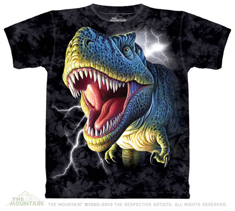 Lightning Rex youth shirt