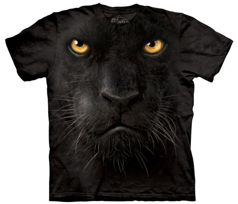 Panther Face youth shirt
