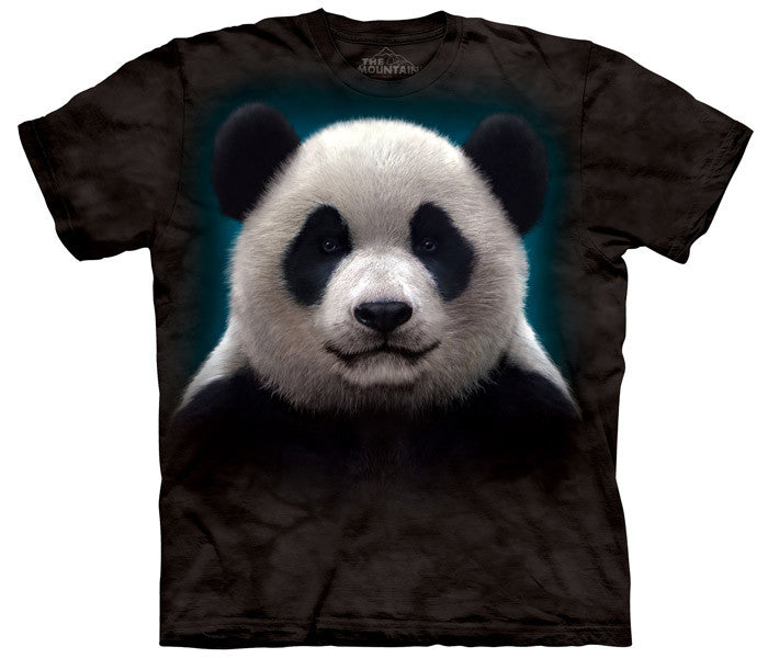 Panda Head youth shirt