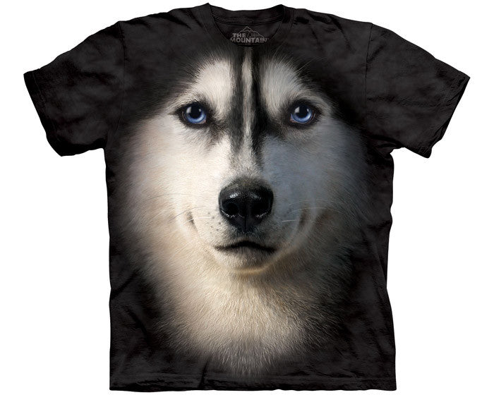 Siberian Face youth shirt