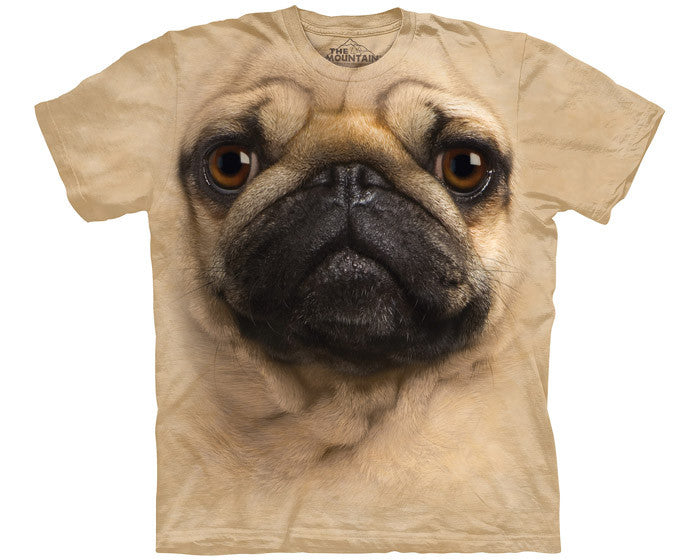 Pug Face youth shirt