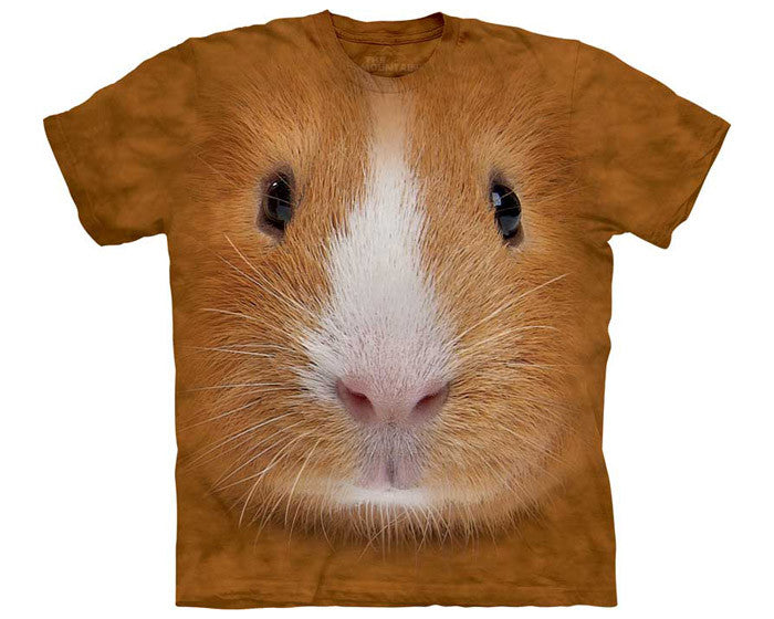 Guinea Pig Face youth shirt