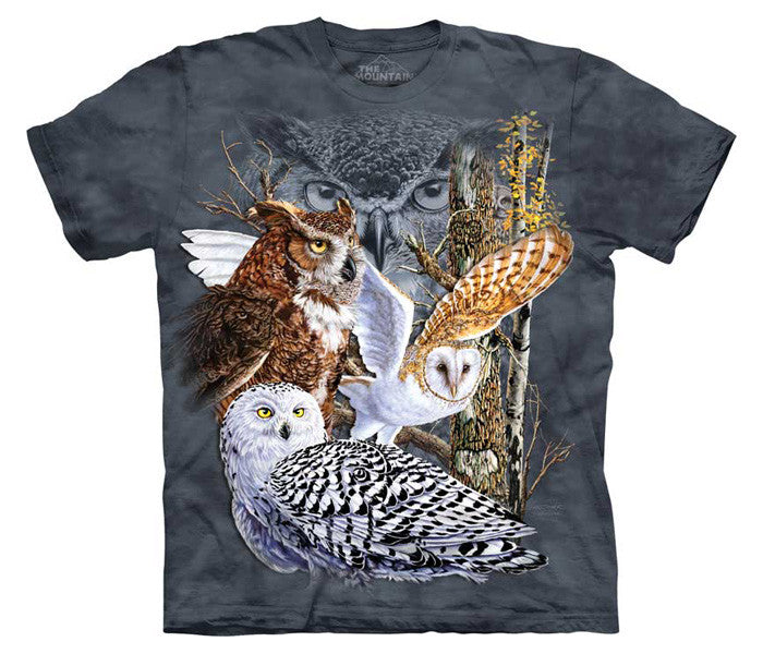 Find 11 Owls youth shirt