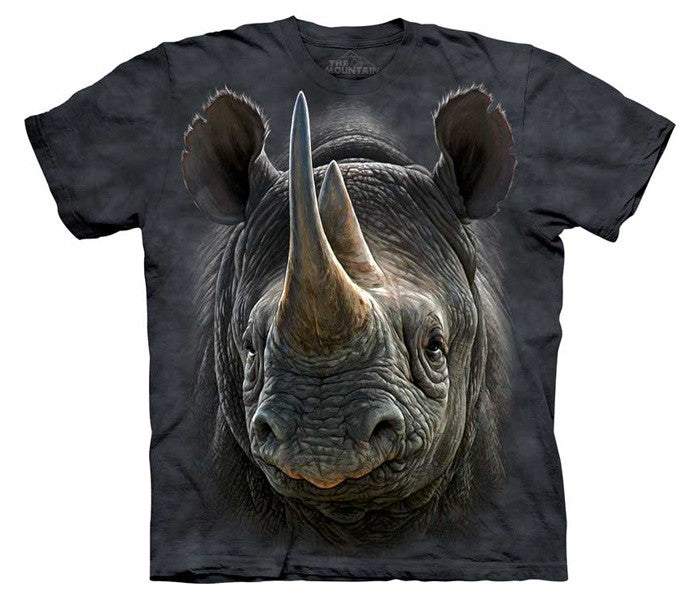 Black Rhino youth shirt
