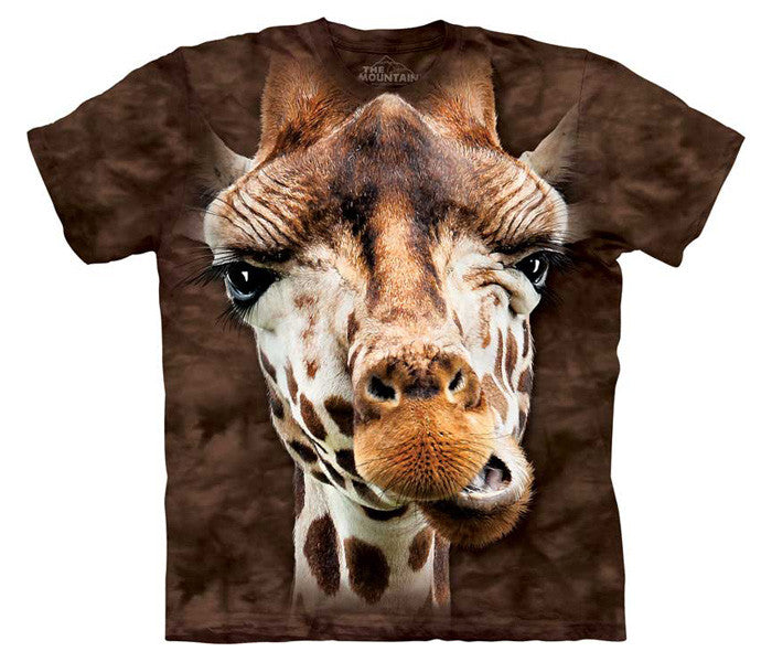 Giraffe Face youth shirt
