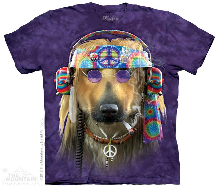 Peace Dog youth shirt
