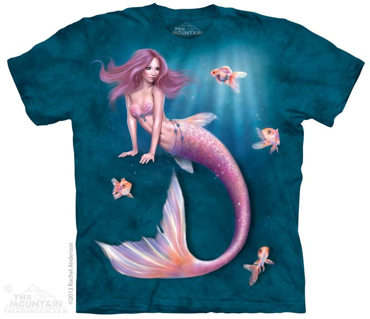 Mermaid youth shirt