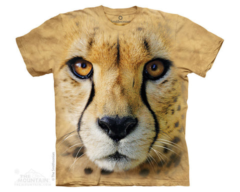 Big Face Cheetah
