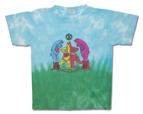 Wood Bears Landscape youth shirt