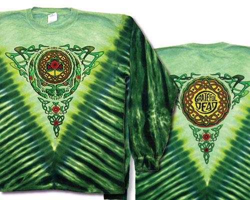 SYF Celtic Knot long sleeve shirt