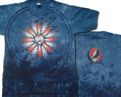 All-Over SYF tie-dye T-shirt