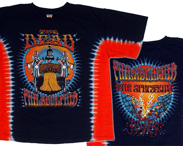 The Dead - Spectrum tie-dye T-shirt - S