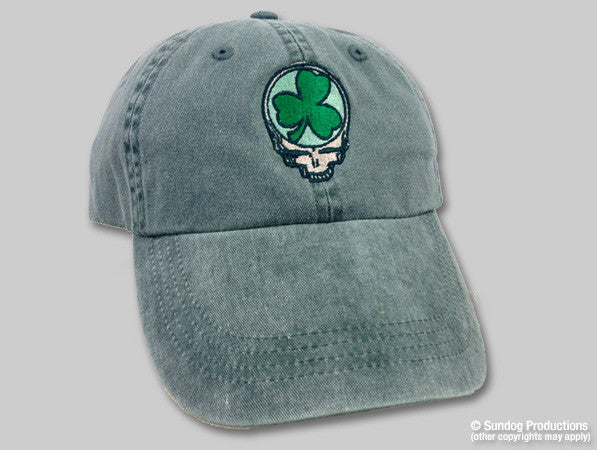 Shamrock Stone Green Hat