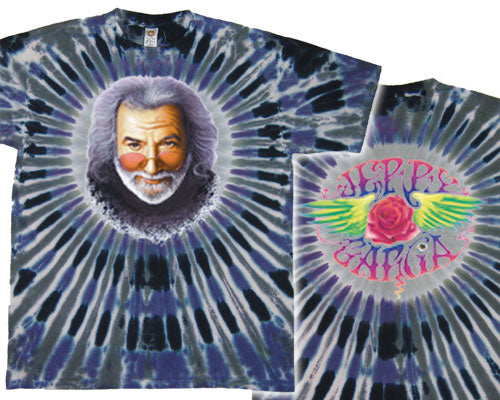 Jerry's Rose tie-dye T-shirt