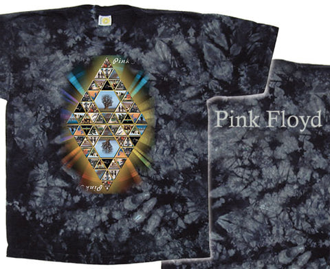 Crazy Diamond tie-dye - M