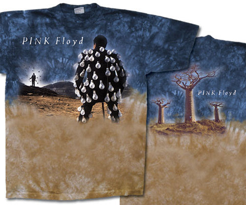 Delicate Sound Of Thunder tie-dye T-shirt - XL