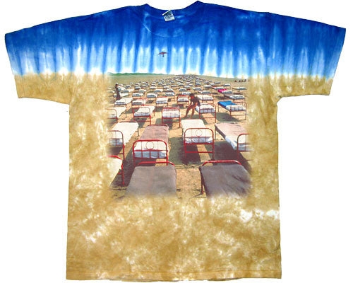Momentary Lapse tie-dye T-shirt
