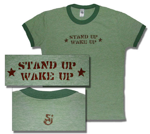SCI Wake Up cap sleeves - JS