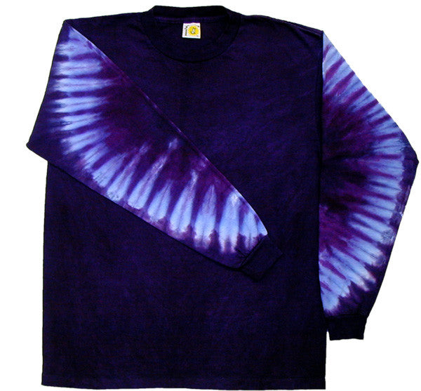 Amethyst gem long sleeve shirt