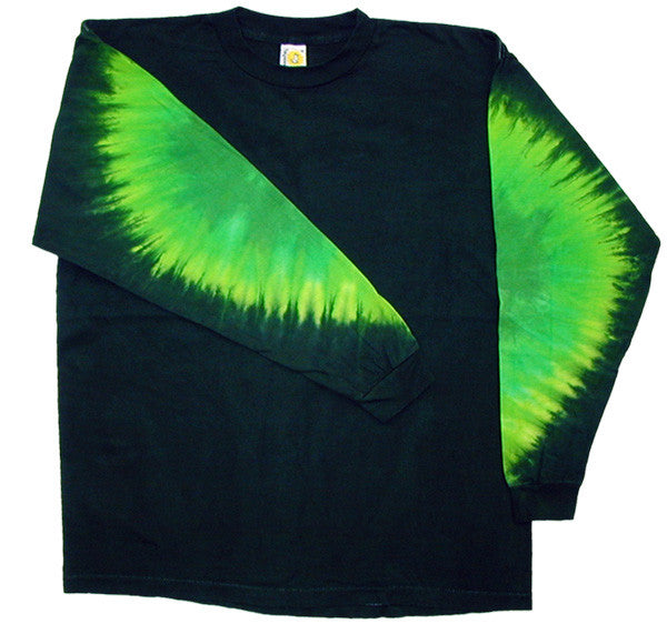 Emerald gem long sleeve shirt