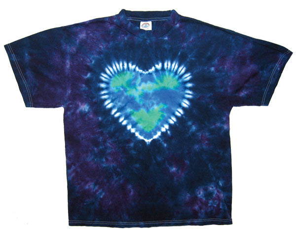 Mother Earth tie-dye T-shirt