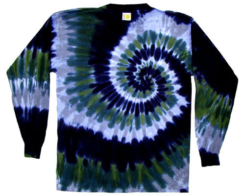 Spruce Spiral long sleeve shirt