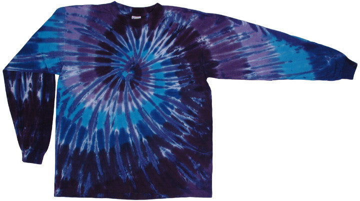 Twilight Spiral long sleeve shirt
