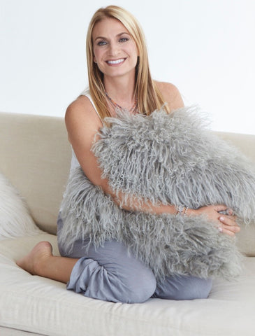 Real Housewife of New York Heather Thompson on how she gets great sleep